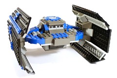 7150 TIE Fighter Back