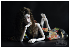 *^^* (Besia-natka) Tags: doll bio hana kimono bjd maori dollfie skene katou buriedinoblivion
