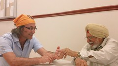 Interfaith Engagement at the Gurdwara (The Pluralism Project) Tags: sikhism anewera