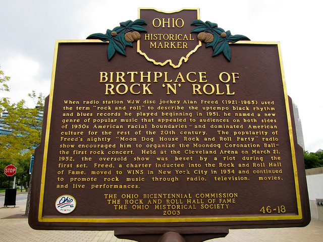The Birthplace of Rock N Roll