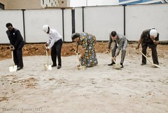 OAS Ground Breaking Ceremony 8 Spt 2011 - 076 (CM f5.6) Tags: africa realestate property ghana commercial development officespace mca accra groundbreaking classa laurus airportcity mariocucinella oneairportsquare kwabenadanso