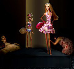 Fashion Barbie - 2011 Model