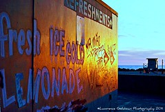 Fresh Ice Cold Lemonade -- Venice Beach (Explore #213 9/10/11) (Image Preservation Project) (lhg_11, 2million views. Thank you!) Tags: reflections graffiti losangeles nikon signage venicebeach southerncalifornia 1000views sheeting sunsetcolors 100comments 35mmkodachrome doublyniceshot doubleniceshot mygearandme ringexcellence flickrstruereflection1 flickrstruereflection2