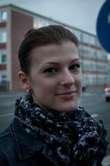 Anna Maria [07/100] (tian2992) Tags: girl germany nuremberg stranger german cutegirl nurnberg 2011