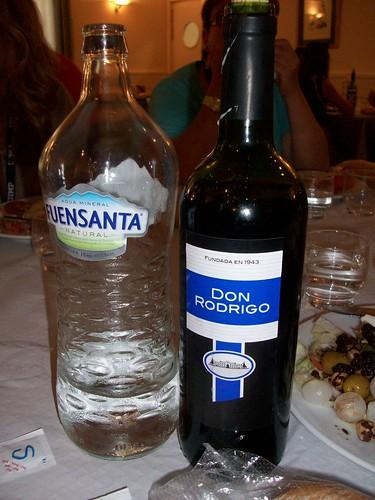 Santander | Restaurante Palacio de la Magdalena | Vino