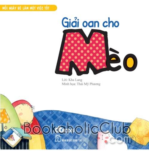 DTbooks - giai-oan-cho-meo