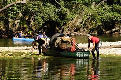 Limpieza del Sella (Ranasella.com) Tags: rio asturias basura sella limpieza escuelaasturianadepiraguismo ranasellacom