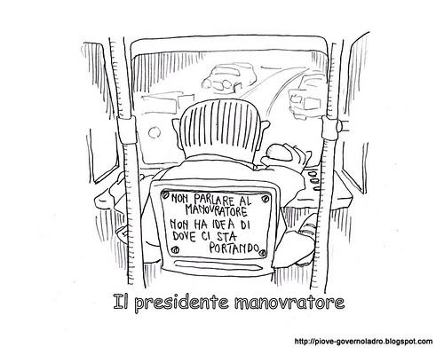 L'Italia rischia una nuova manovra by Livio Bonino