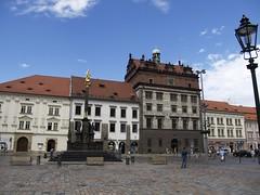 Náměstí Republiky, Plzeň, Česká republika. (Luis Pérez Contreras) Tags: república checa republika česká plzeň