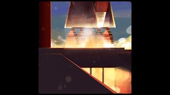 Sc99 (>-</> c------ Groovy Sushi) Tags: illustration liftoff spacetravel rocket apparat fuse shortmovie astronaute cosmonaute