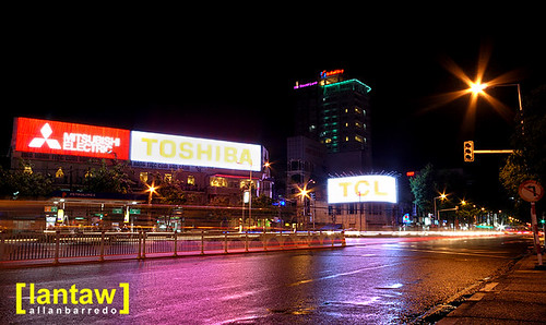 Saigon Nightscape