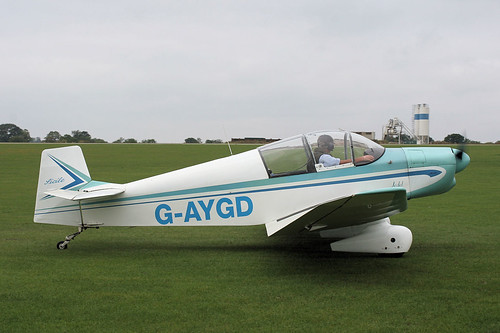 G-AYGD