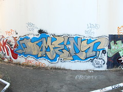 DMENT (Same $hit Different Day) Tags: graffiti bay east dement kil dment