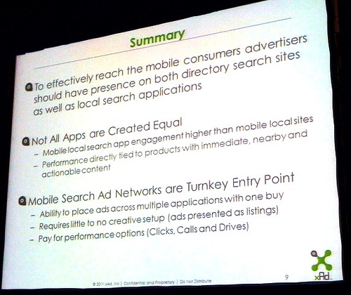 Summary - Mobile