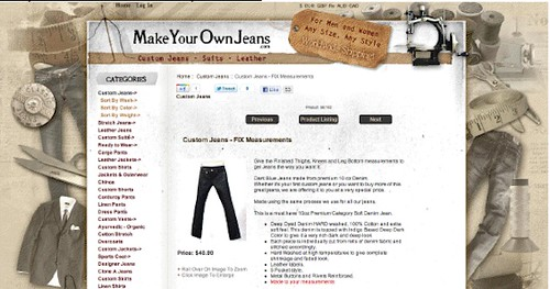 5 of the Best Custom-Made Clothing Sites