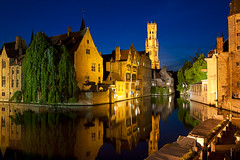 In Bruges 1/7: Rozenhoedkaai (Allard One) Tags: city longexposure tree architecture night reflections boats gold canal still nikon europe groen blauw belgium belgie jetty brugge clarity surreal peaceful medieval boom illuminated september unescoworldheritagesite nighttime le bruges unreal portfolio dickens flemish sparkling architectuur gettyimages gracht flanders photogenic goud nle vlaanderen stilness veniceofthenorth capitalcity 2011 traveldestinations middeleeuws famousplace reflecties rozenhoedkaai verlicht fotogeniek rondvaartboten nikcolorefexpro aanlegsteiger d700 righttimerightplace rustiek nighttimelongexposure belforttower nikond700 historiccitycentre nikkor2470mmf28 nikonfx allardone allard1 canalbased fullframepower justafterbluehour inlijstendiehandel allardschagercom