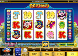 Porky Payout slot game online review
