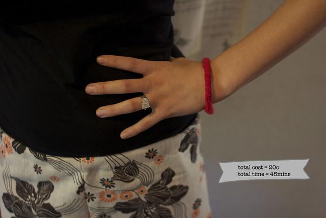 wrap bangle