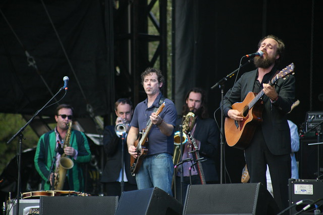 Iron & Wine at Austin City Limits 2011