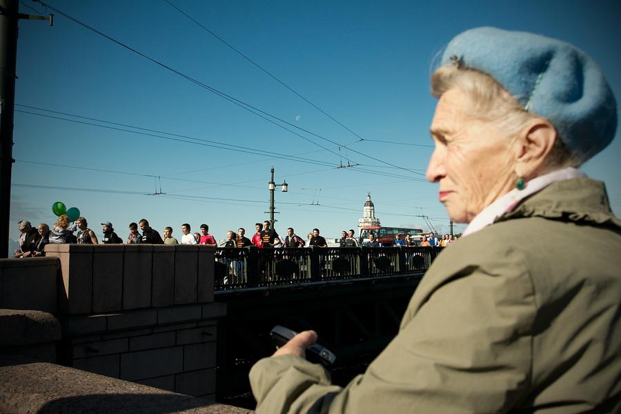 Русская пробежка, © Roma Yandolin