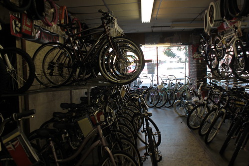Larry's Cycle Shop