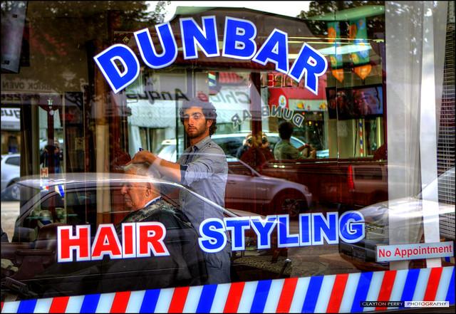 Dunbar Hair Styling