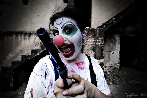 About a Tormented Clown  3