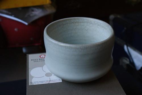Celadon Teabowl (1)