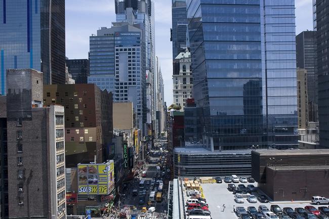 Down 42nd Street