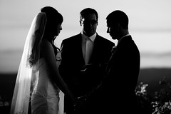 An American Wedding (Thomas Hawk) Tags: california wedding bw usa silhouette bride unitedstates unitedstatesofamerica sanjose southbay anamericanwedding