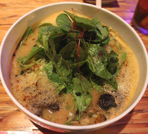 Veggie Ramen at Breadbar
