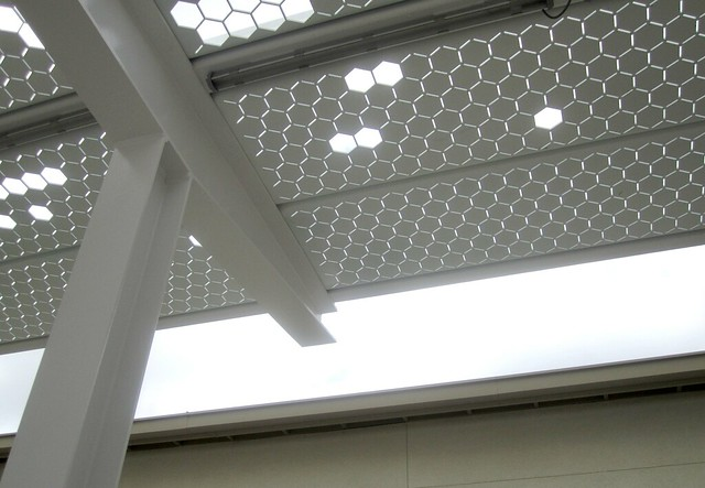 Honeycomb Awning