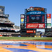 Citi Field from the on deck circle