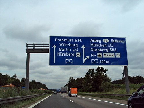 Preparation for Road trip: Budapest to Cologne, Passing Berlin