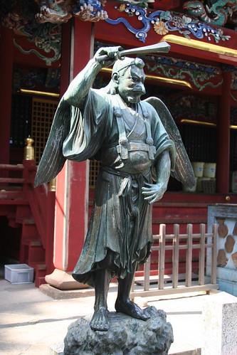 Karasu Tengu 烏天狗 (Crow Tengu)