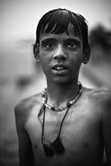 travel impressions. India. (G.Salvatore) Tags: boy portrait india water kids kid child acqua giovannisalvatore ritrattidiof