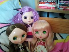 My blythe girls