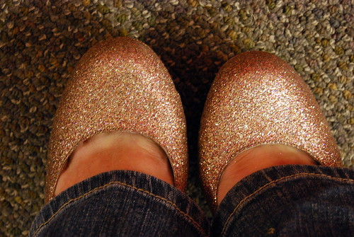Sparkle Toes by Candies