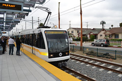 light rail in LA (by: ExpoLightRail, creative commons license)