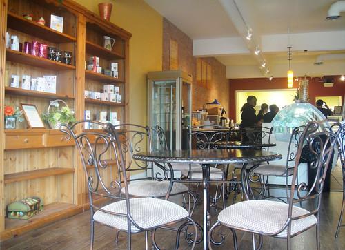 Stella Luna Gelato Cafe, Ottawa