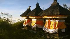 Hindu temples (Sarinbuana Eco Lodge) Tags: from trek top lodge mount eco batukaru sarinbuana