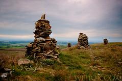 The Stones on the Tops (LisbetBerylWeir) Tags: uk sky clouds landscape stones cumbria fells talkin brampton talkinfell geltsdale weir2x kelkyfell landscapelovers
