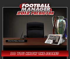 News - Football Manager 2012 Predictor League