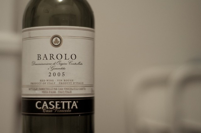 2005 Casetta Barolo