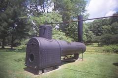 boiler (rentavet) Tags: titusvillepa vivitarultrawideandslim vuws drakewellmuseum