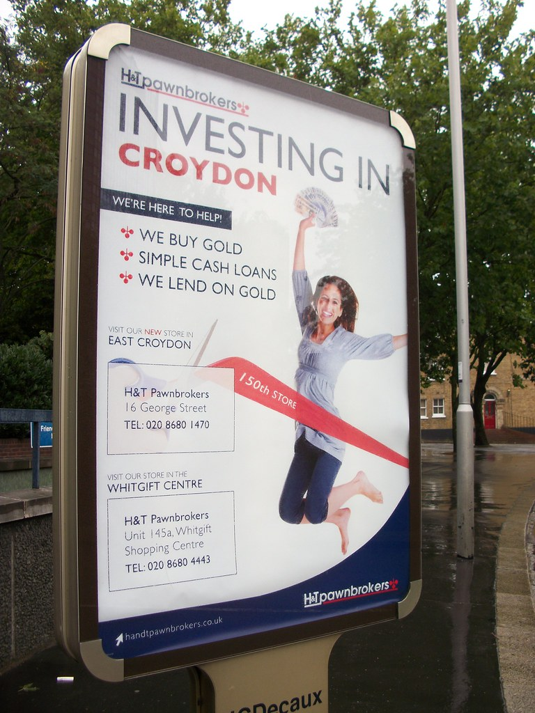 Investing in Croydon