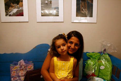 Ava and me