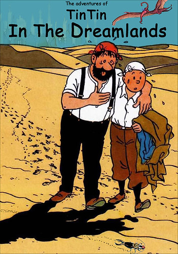 TinTin in the Dreamlands
