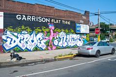 (break.things) Tags: nyc newyorkcity ny newyork graffiti nuts nutso dceve smartcrew