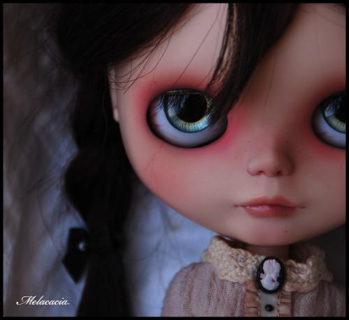 Mathilda ~ Melacacia OOAK Custom Blythe #94 by ☆ Melacacia ☆